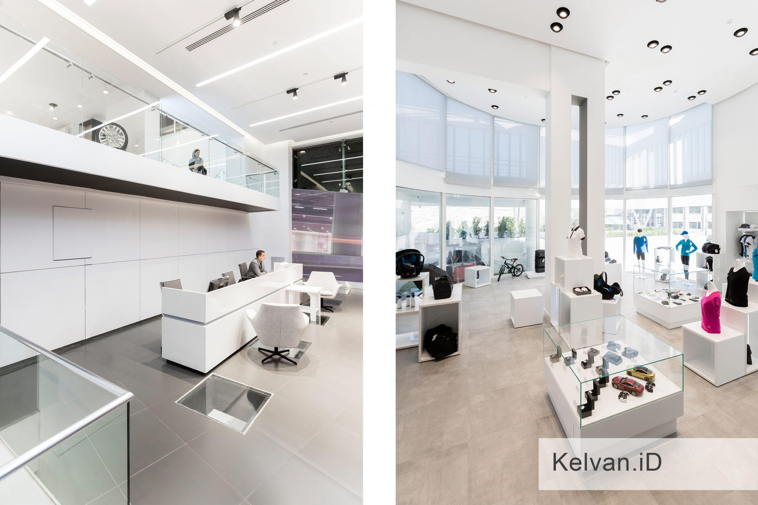 BMW-Showroom & Accessories Center 09