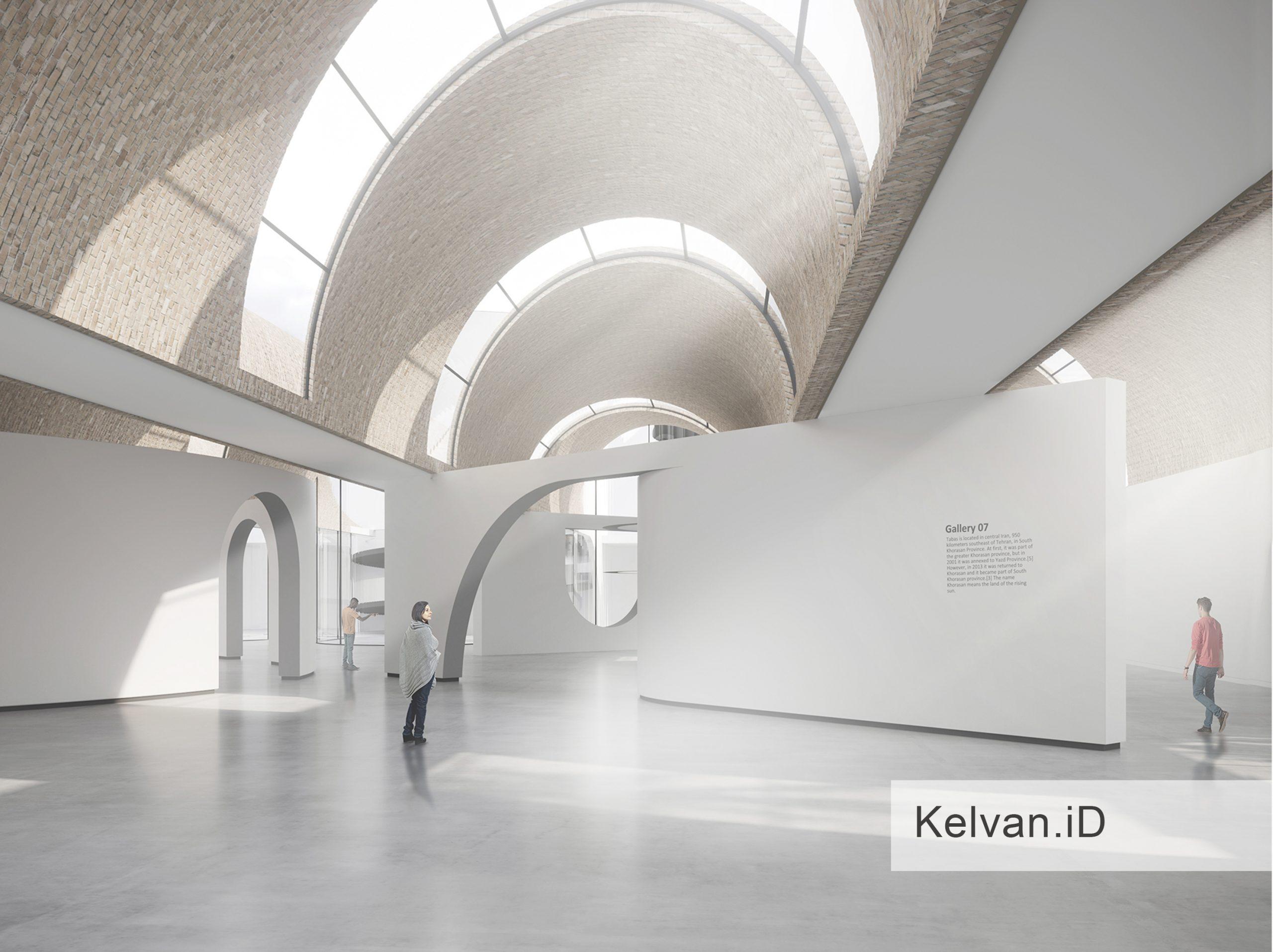 Kelvan- Tabas International Museum (2)